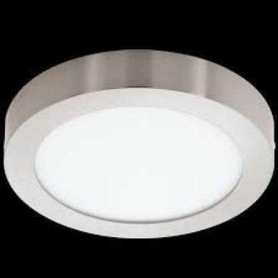 FUEVA 1 Plafoniera applique 24W LED 4000k lega metallica nickel opaco EGLO 32443